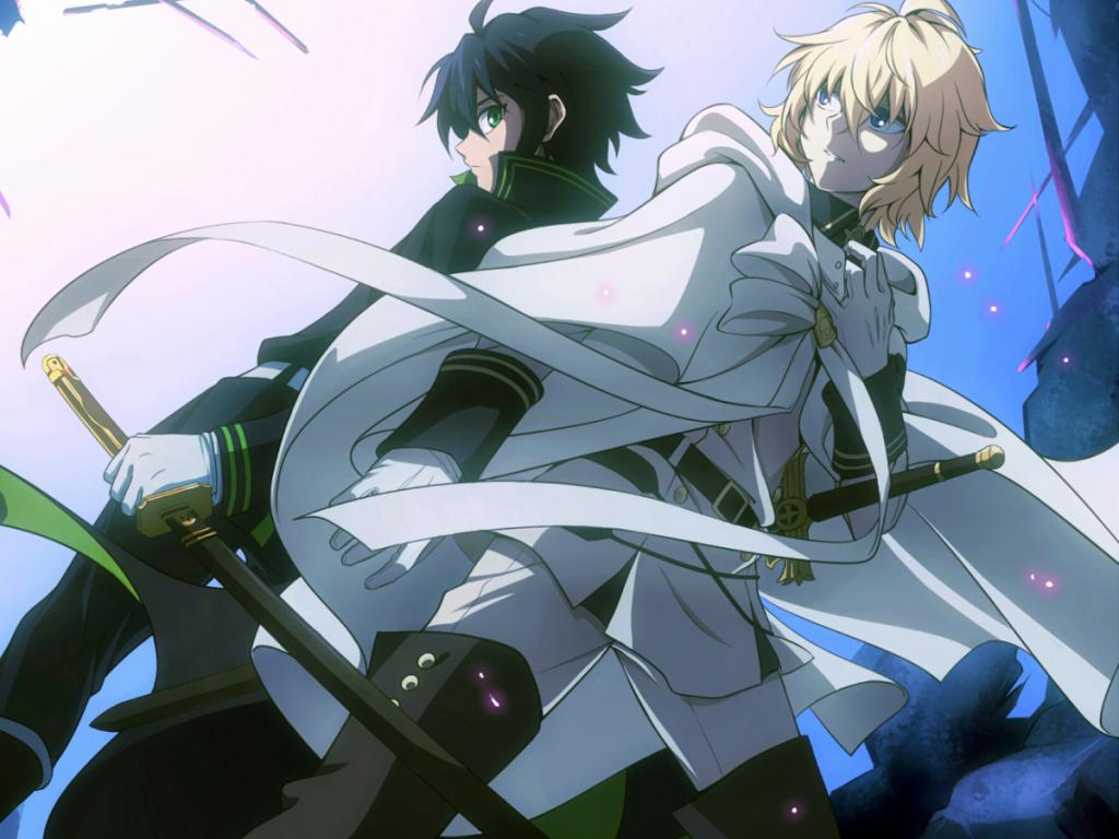 Seraph Of The End Wallpaper