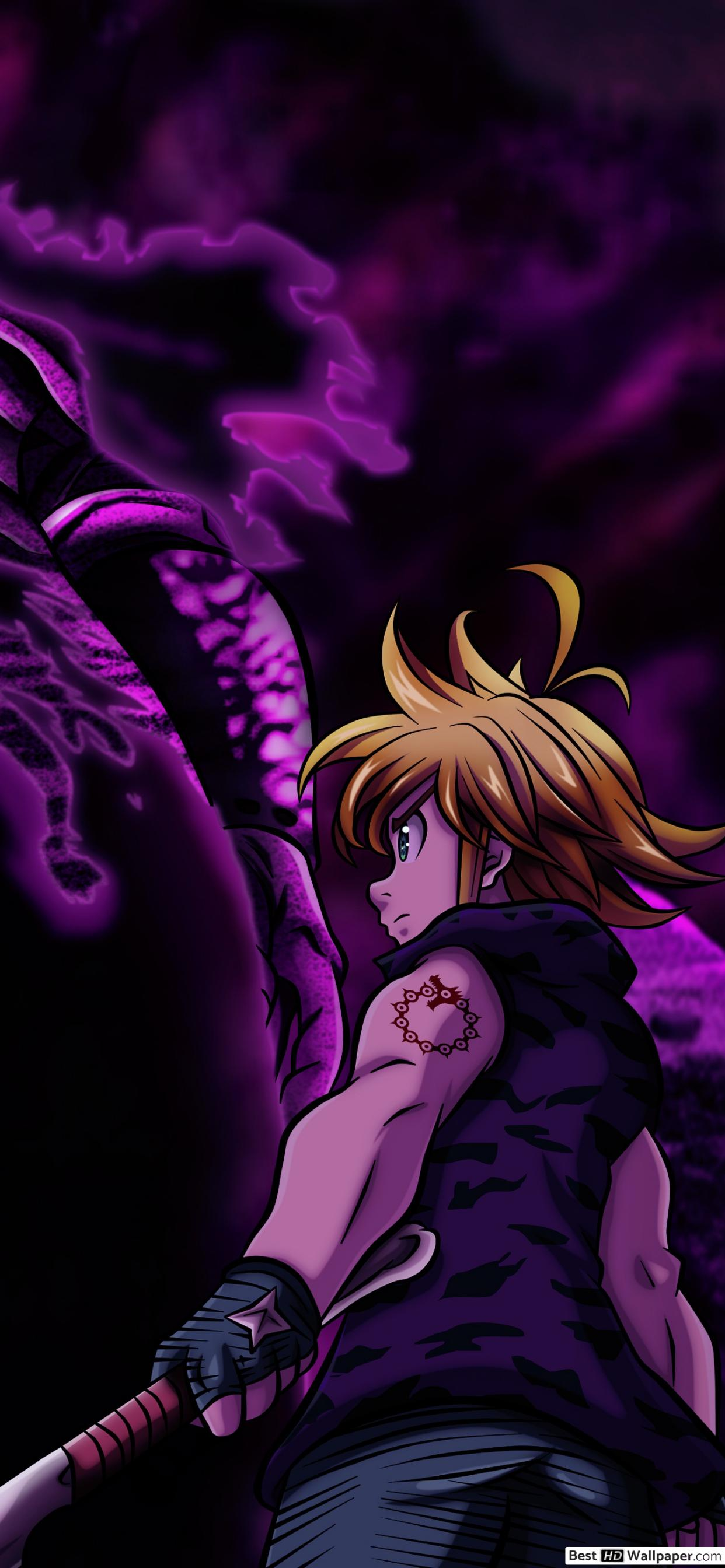 Seven Deadly Sins Wallpapers Posted By Christopher Simpson