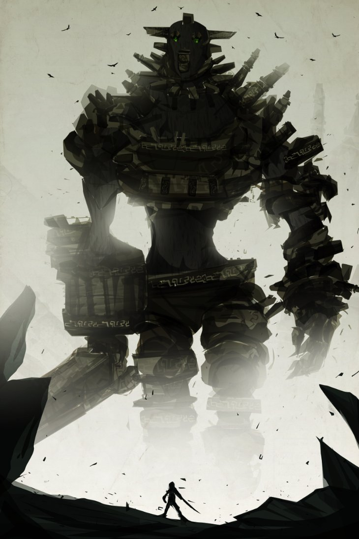 Shadow Of The Colossus Wallpapers Posted By Christopher Tremblay