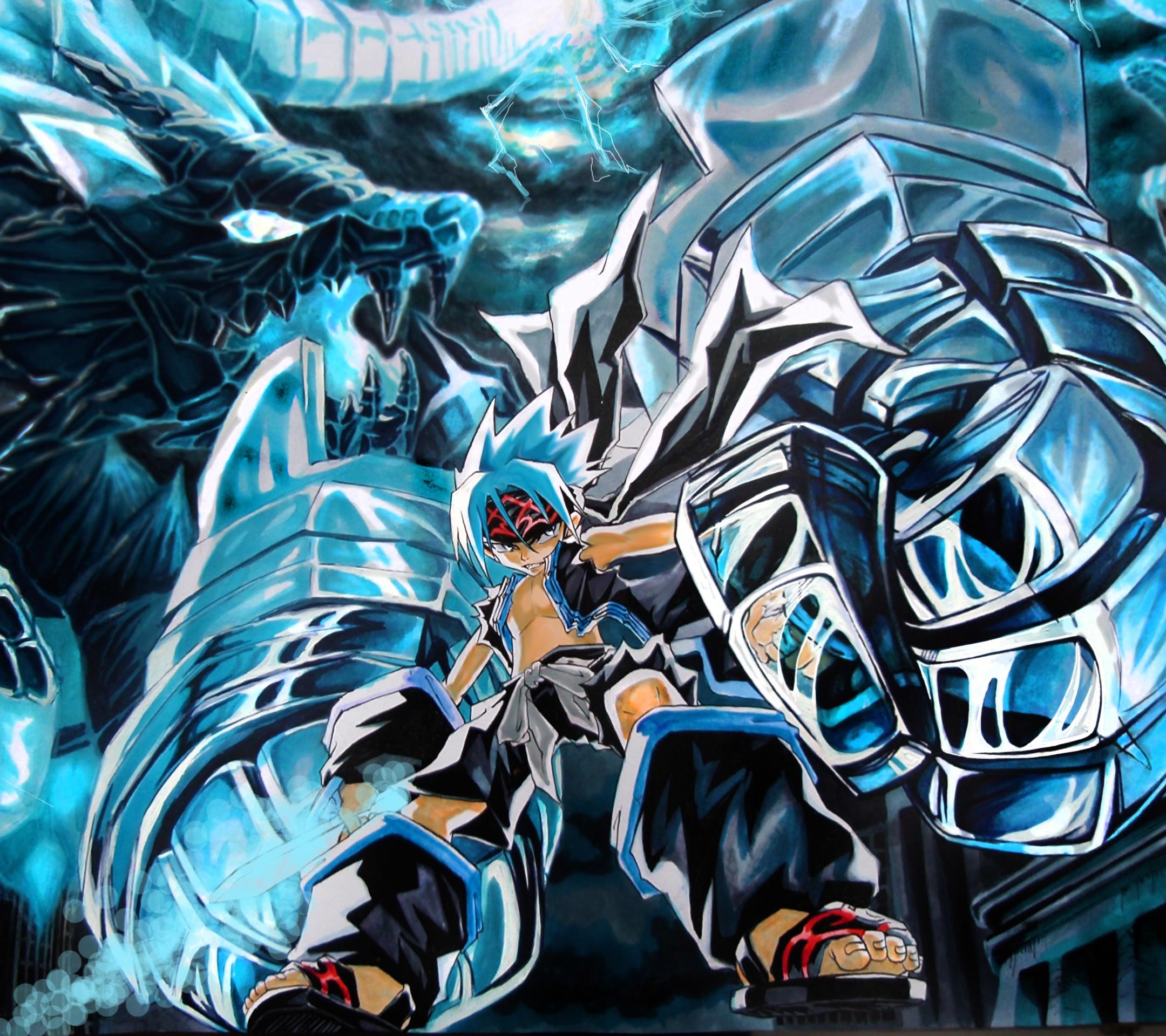 Shaman King Wallpaper Posted By John Mercado