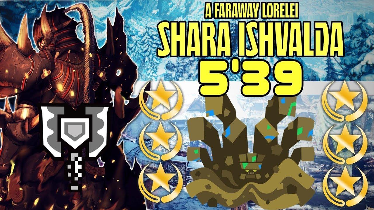 Shara Ishvalda Guide Posted By John Mercado Shara ishvalda is the final boss of the monster hunter world iceborne expansion. shara ishvalda guide posted by john mercado