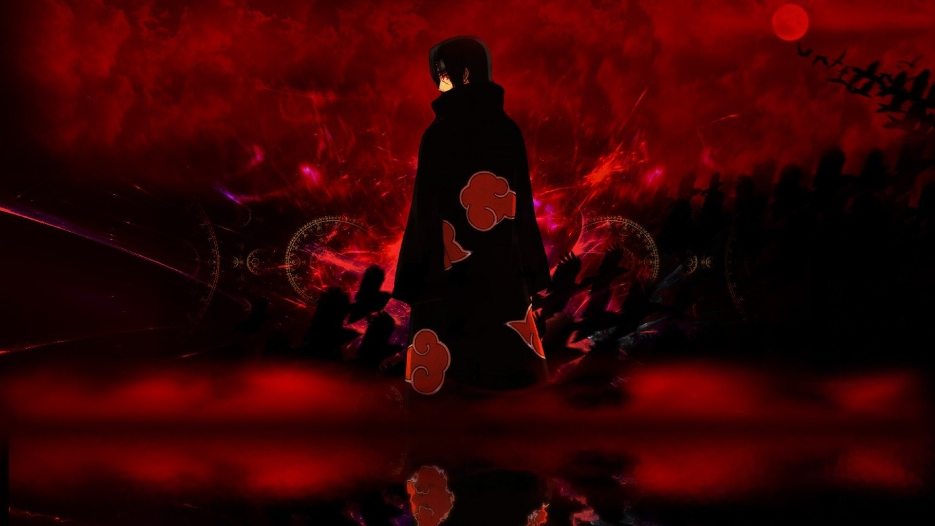Sharingan Background Posted By Ethan Sellers