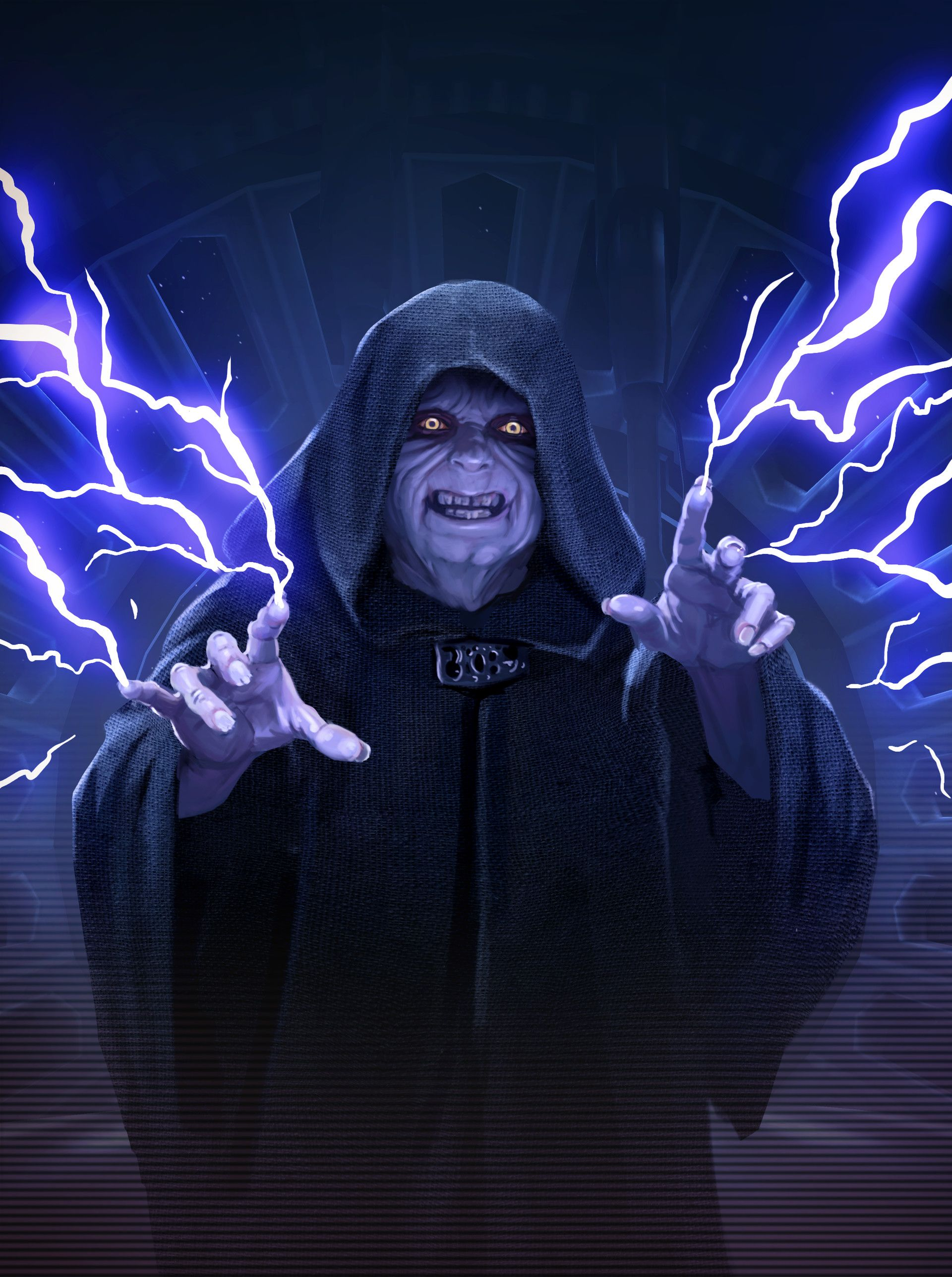 Sheev Palpatine Wallpapers Posted By Michelle Peltier