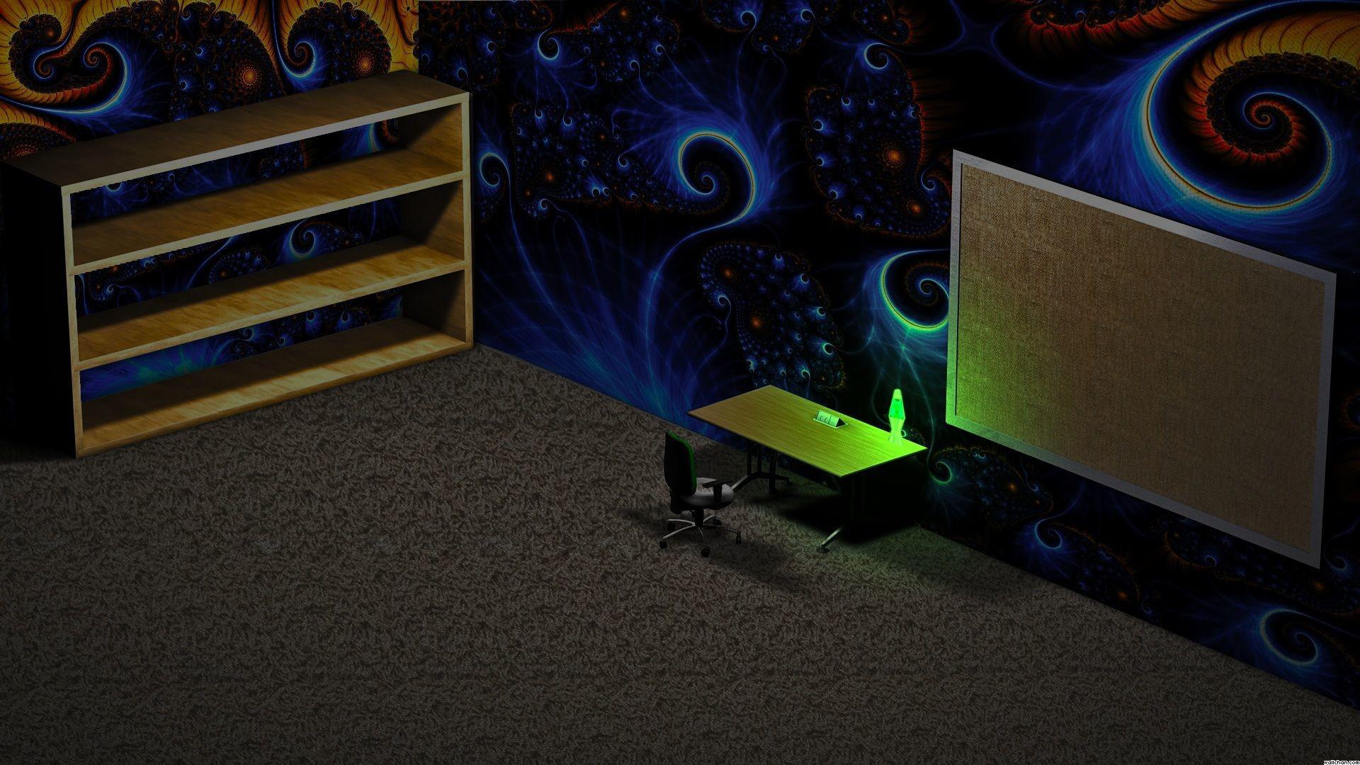 Desk And Shelves Desktop Wallpaper 50 Images , Desktop