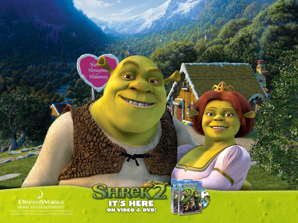 Sherk 2 Wallpapers Posted By Christopher Peltier