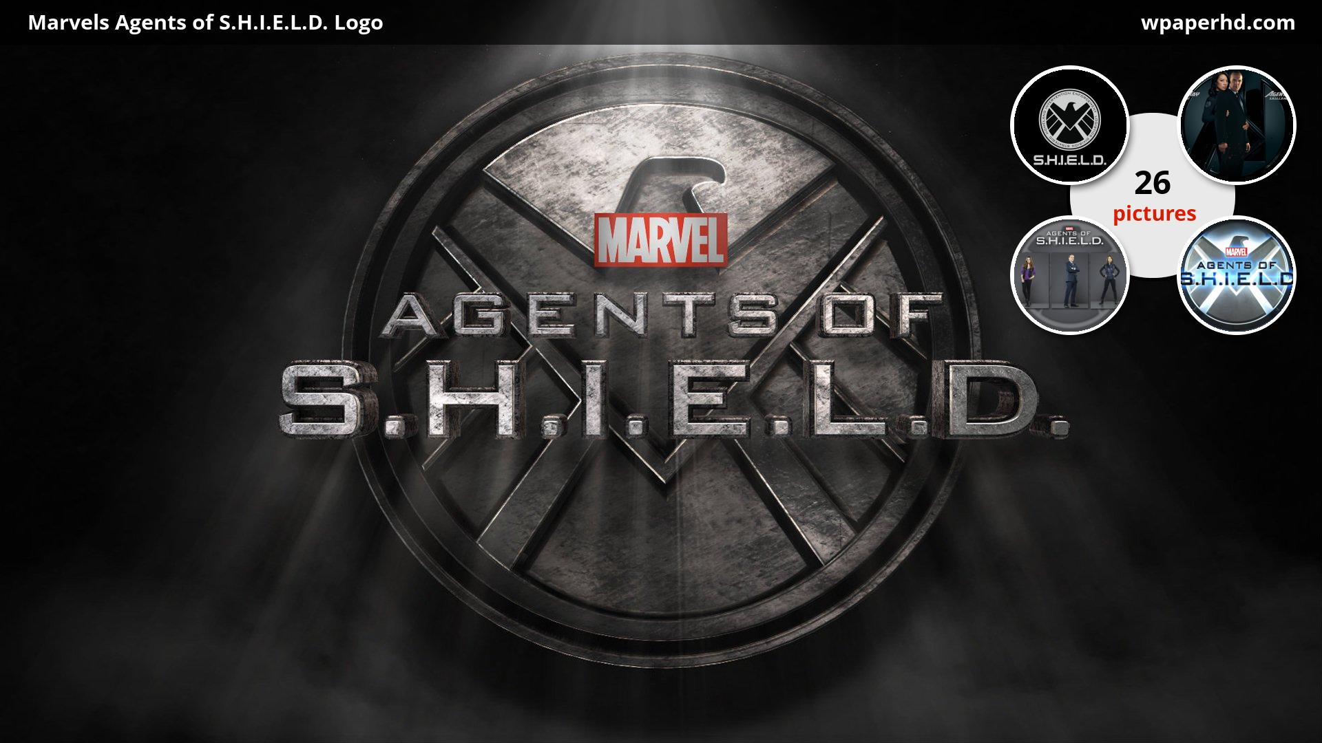 Shield Logo Wallpaper