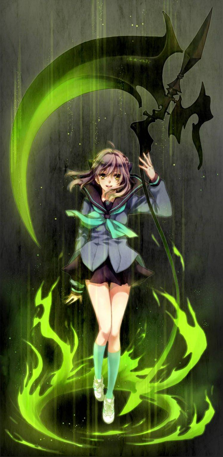 Shinoa Hiiragi Wallpaper Posted By Ryan Cunningham