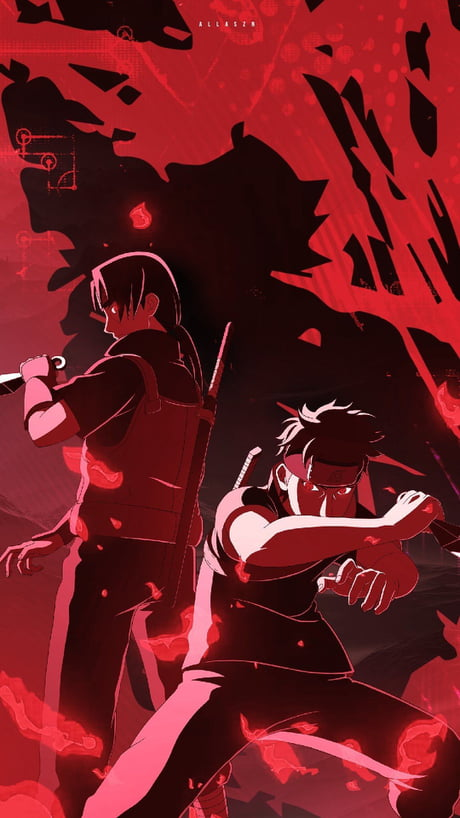 Shisui And Itachi Wallpaper Posted By Michelle Johnson