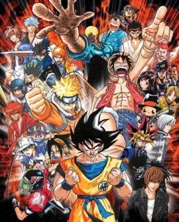 Shounen Anime Wallpaper Posted By Sarah Mercado
