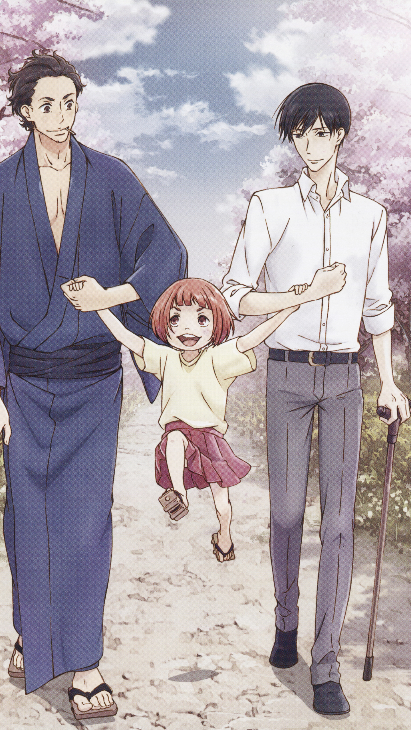 Shouwa Genroku Rakugo Shinjuu Wallpaper Posted By Zoey Cunningham