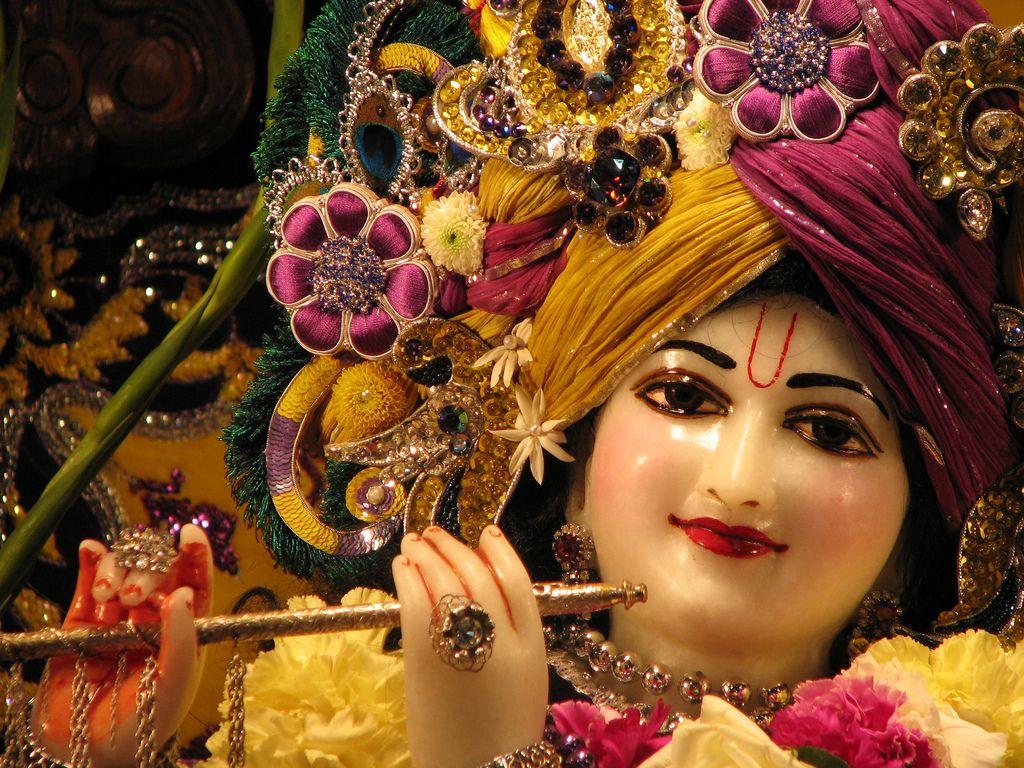Krishna Wallpapers HD 55+
