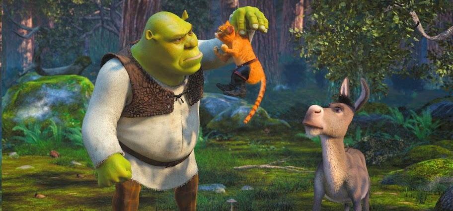 Shrek 3 The Third wallpapers 1920x1080 Full HD 1080p