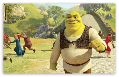 Shrek Forever After Movie 4K HD Desktop Wallpaper for 4K