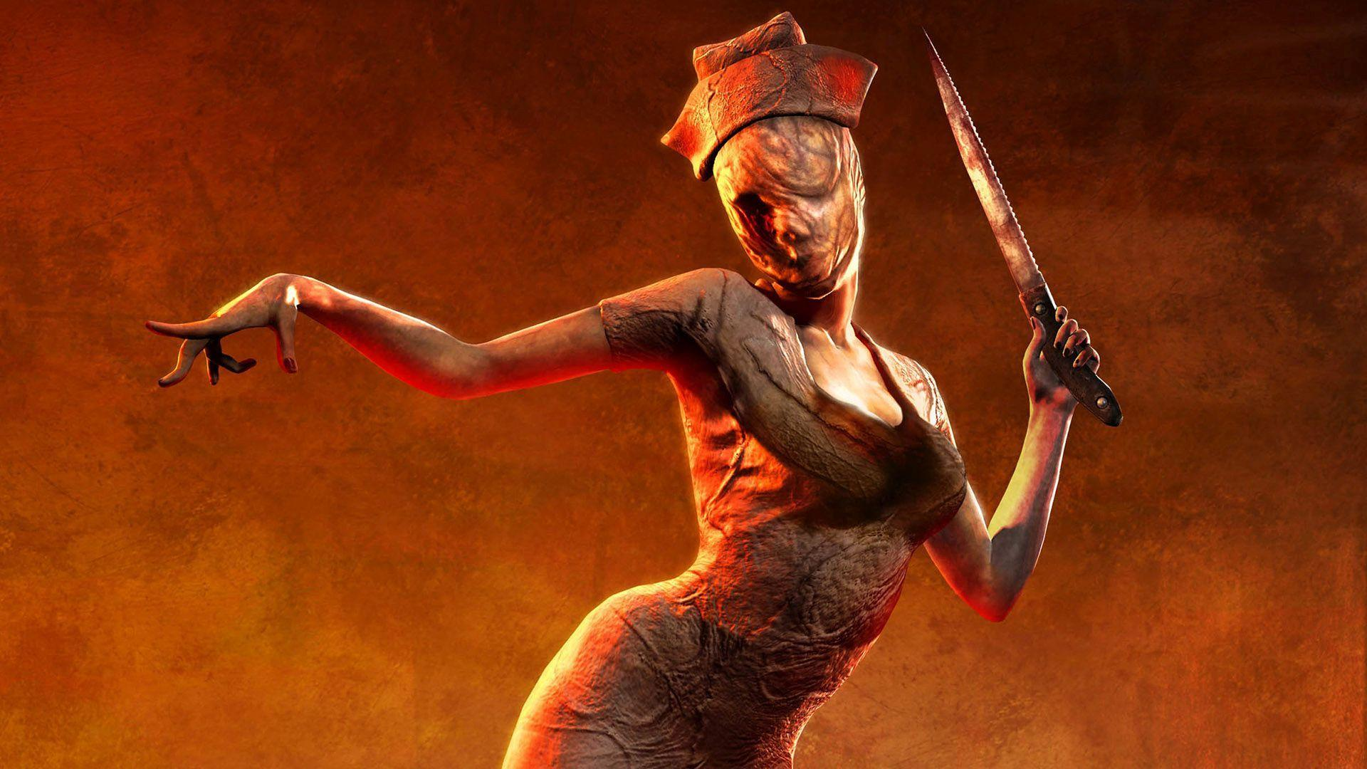 Silent Hill Hd Wallpapers Posted By Ethan Cunningham