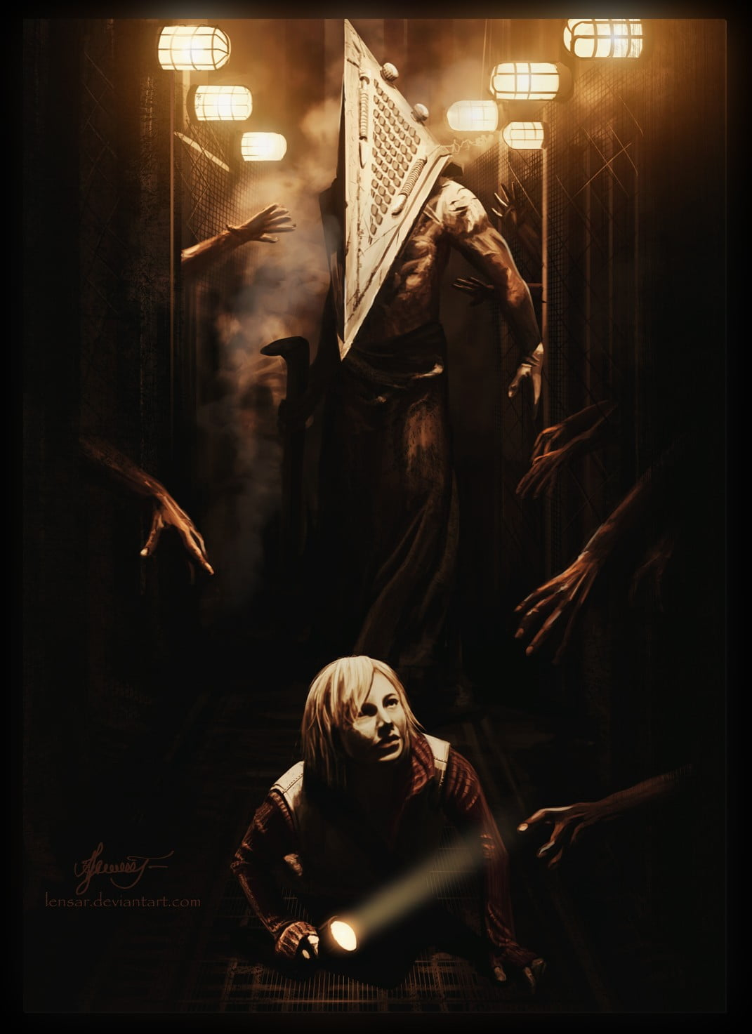 Silent Hill Hd Wallpapers Posted By Ryan Sellers