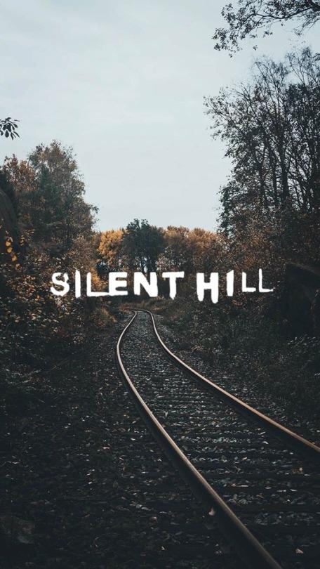 iphone silent hill 2 wallpaper