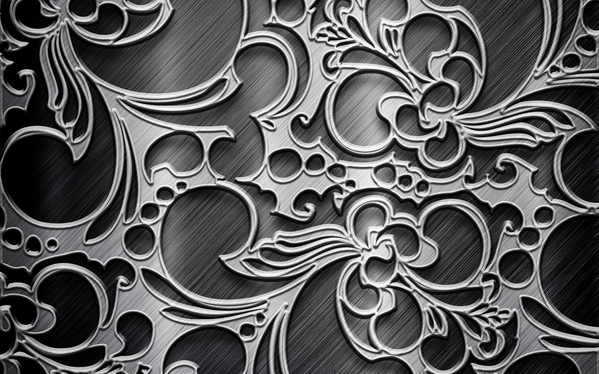 Silver Abstract Backgrounds Posted By Ryan Walker