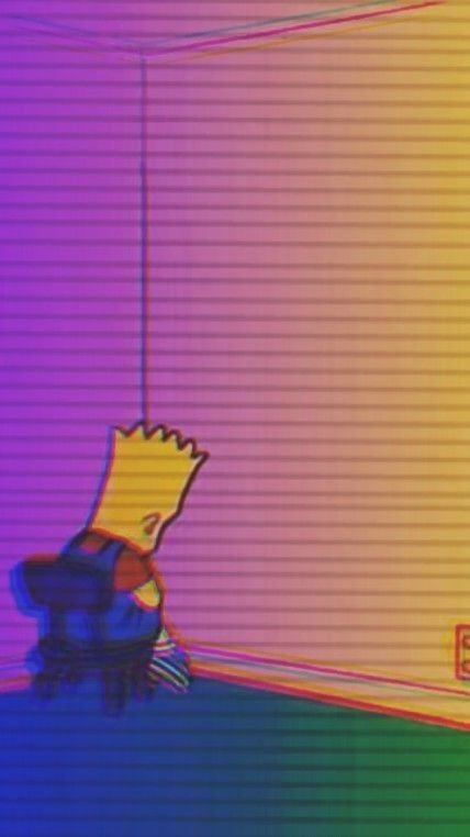 Simpsons Sad Wallpapers Posted By Zoey Mercado