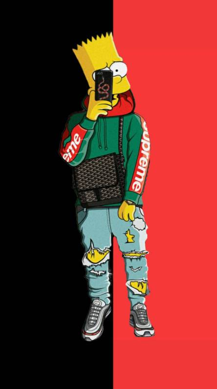 Simpsons Supreme Wallpaper Posted By John Simpson