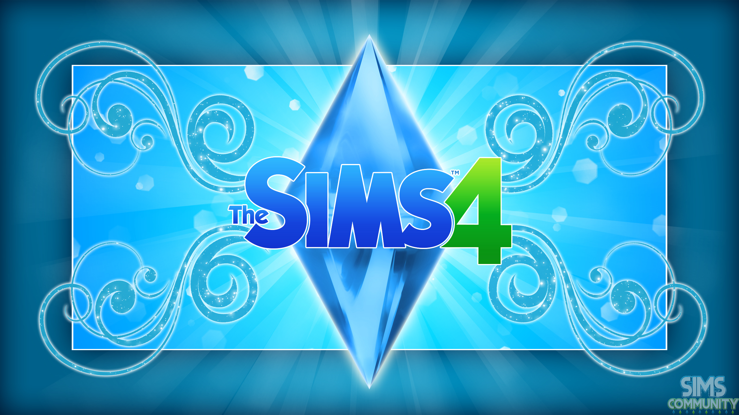 Sims 4 Cc Wallpaper Posted By Ryan Anderson