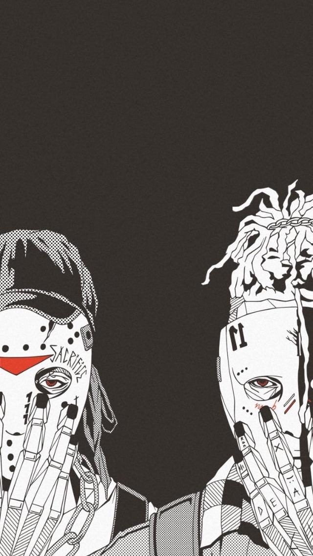 Ski Mask Wallpaper Posted By Samantha Mercado