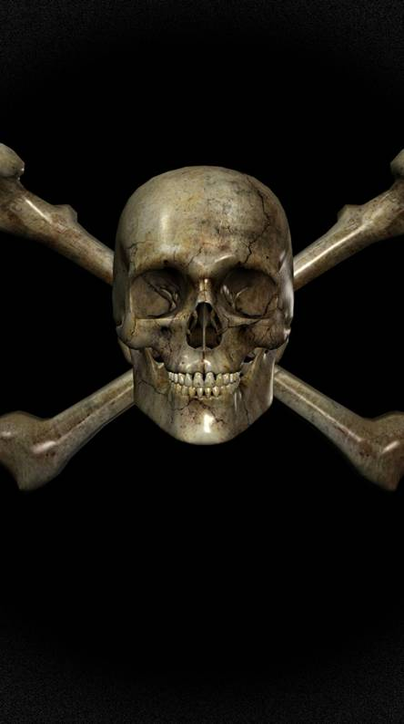 Skull And Cross Bones Wallpaper Posted By Christopher Simpson