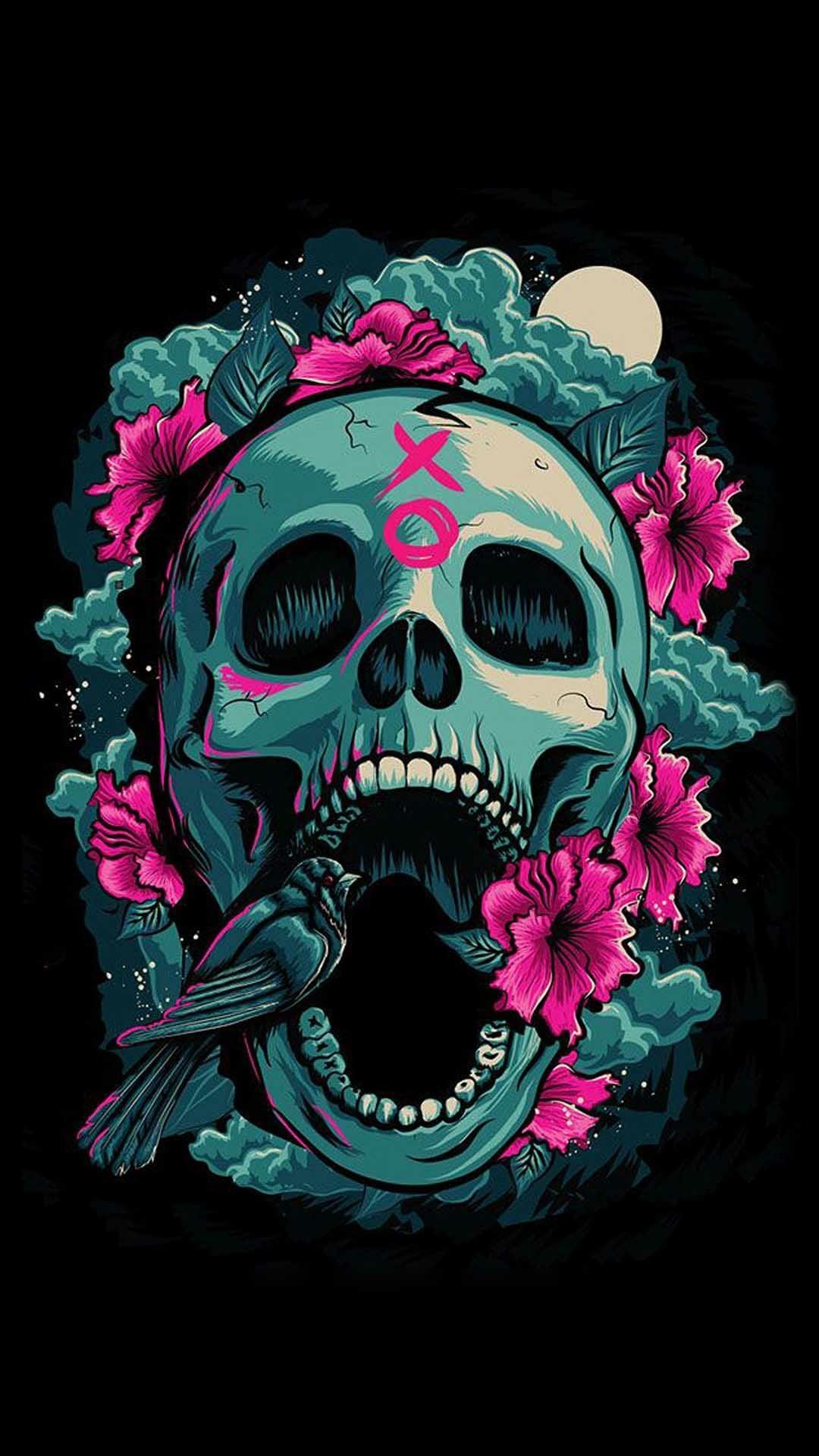Skull Desktop Backgrounds Posted By Michelle Walker