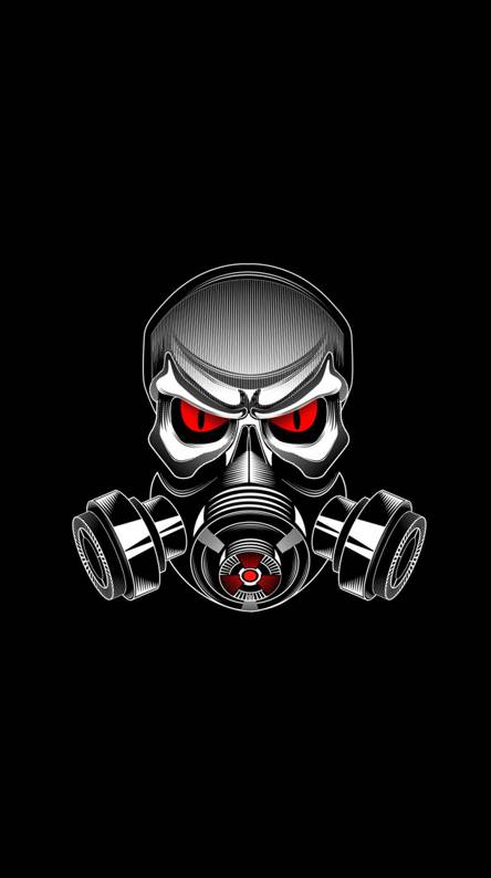 Skull Mask Wallpapers Posted By Ryan Sellers