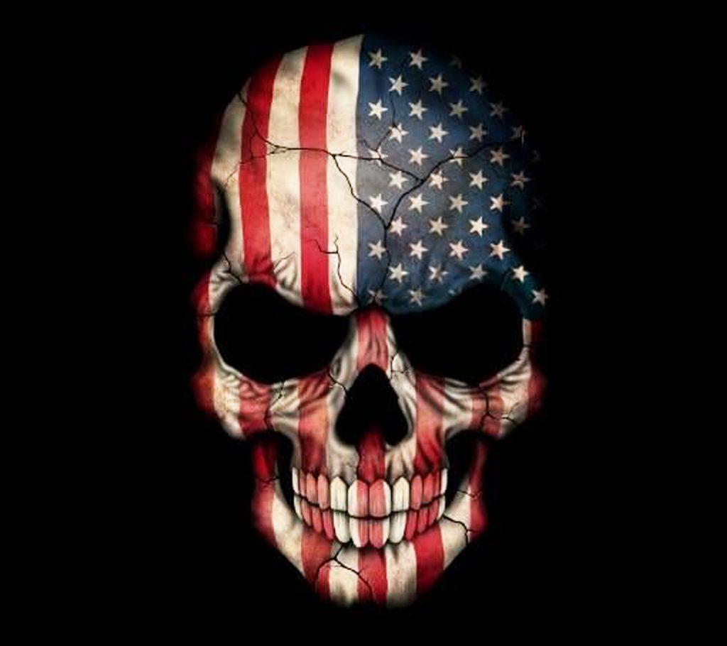 Skull Wallpaper Hd Posted By Ryan Johnson