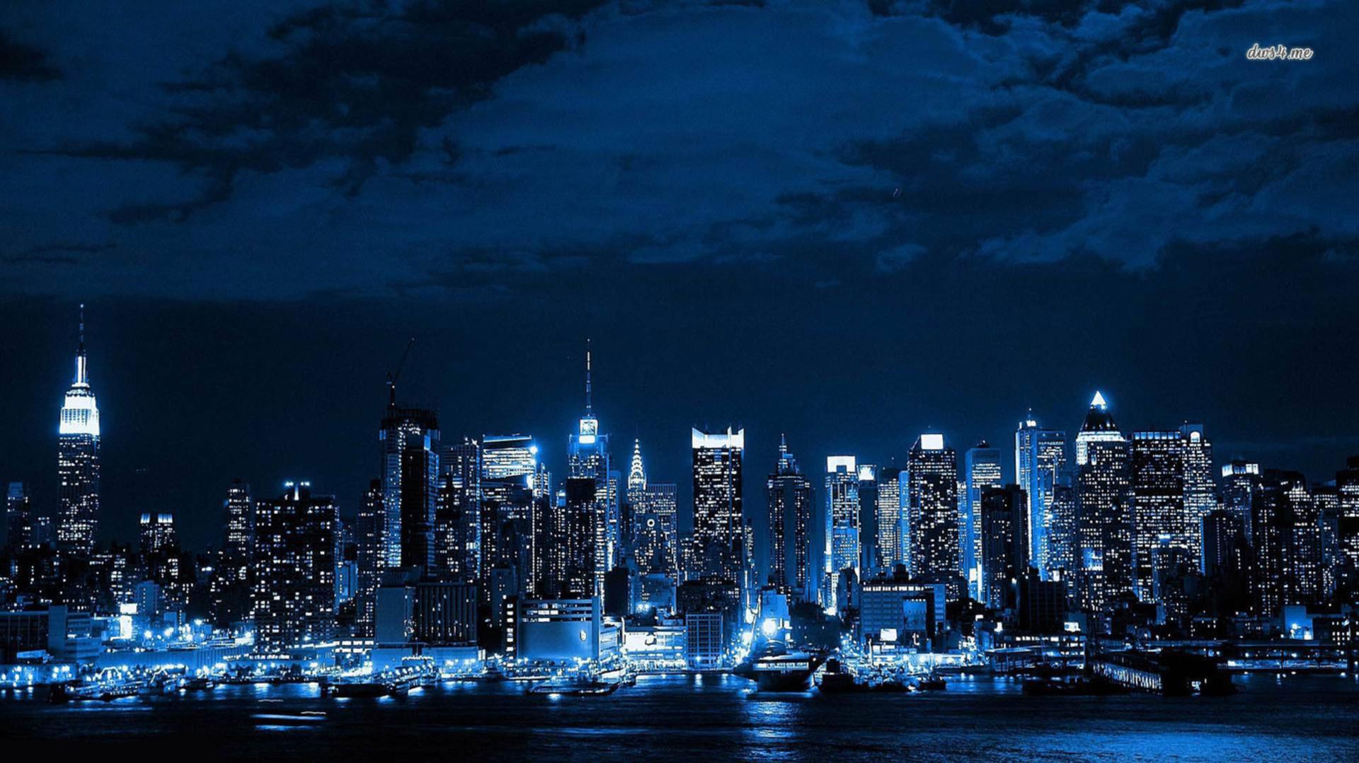 Pixel Desktop Wallpapers New York City Skyline World Nyc