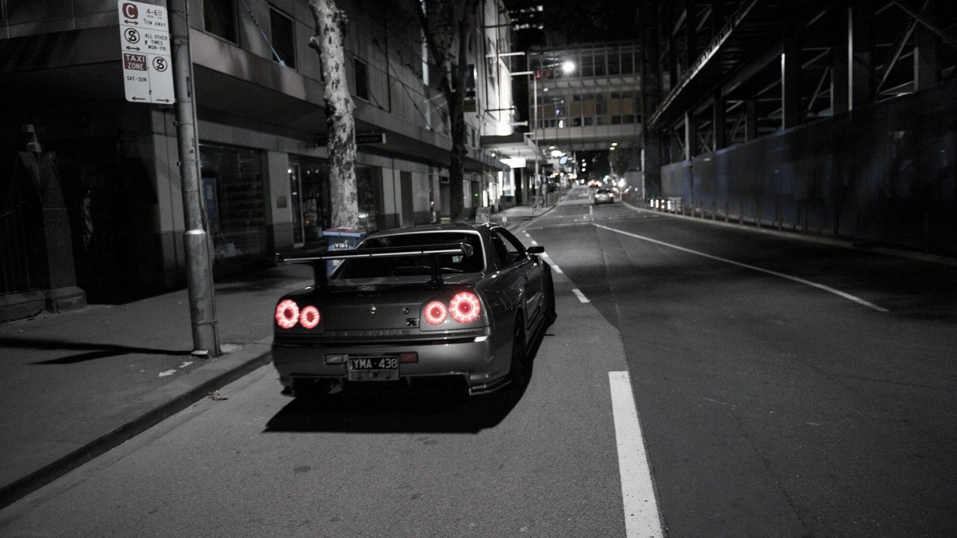 Skyline Gtr R34 Wallpaper Posted By Sarah Cunningham