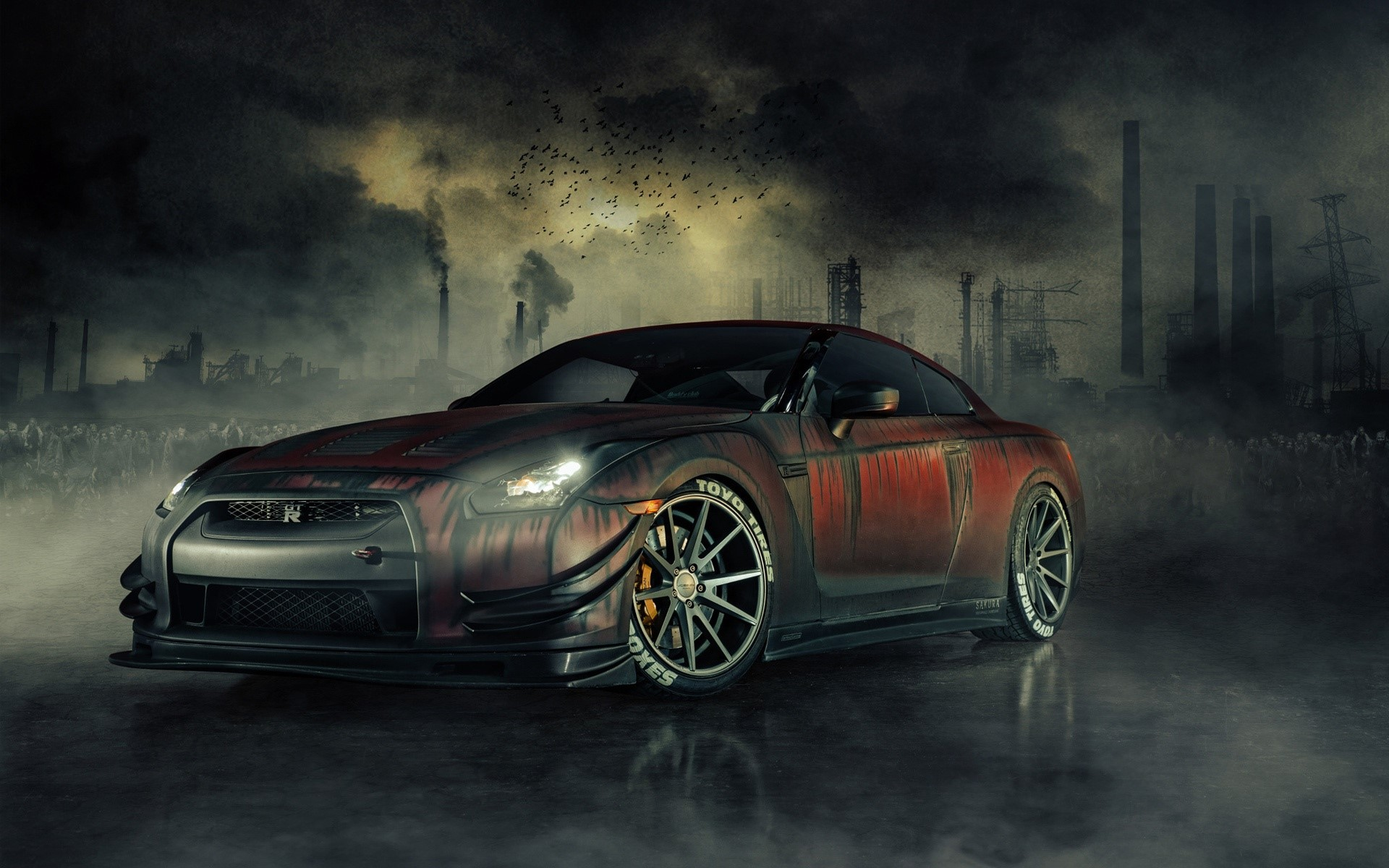 Skyline Gtr Wallpapers Posted By Sarah Tremblay