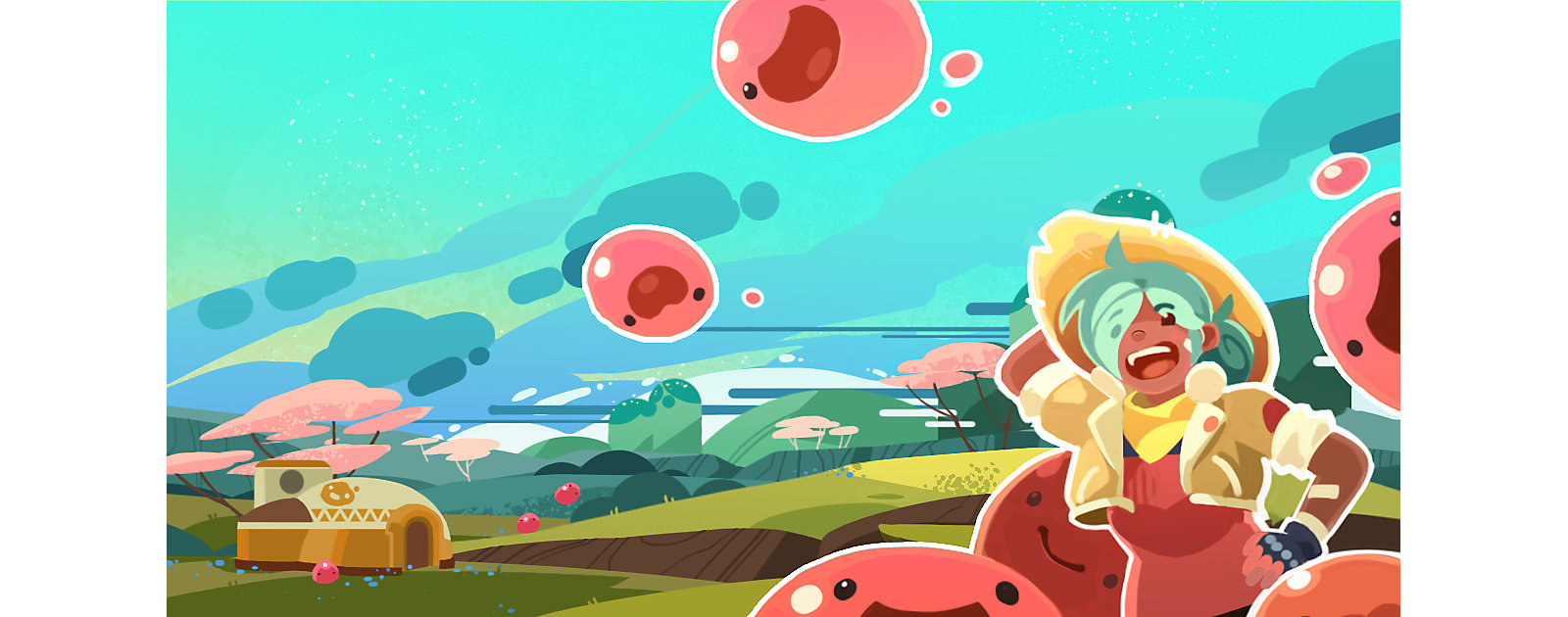 Slime Rancher Pictures Posted By Michelle Tremblay