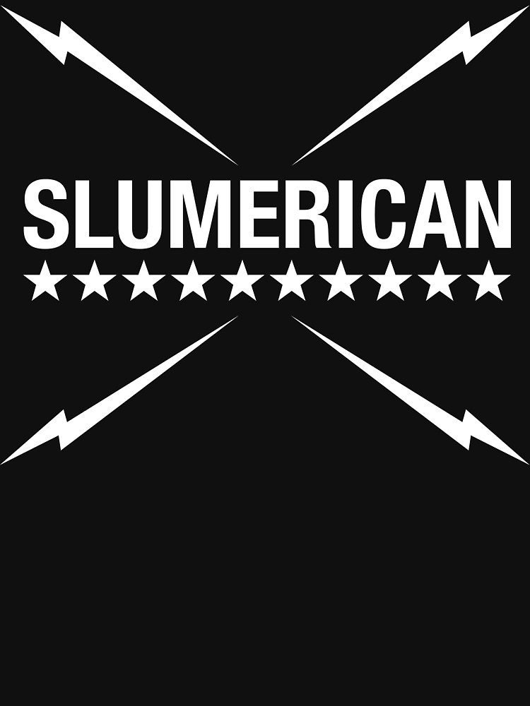 Slumerican Flag Bandana UNISEX
