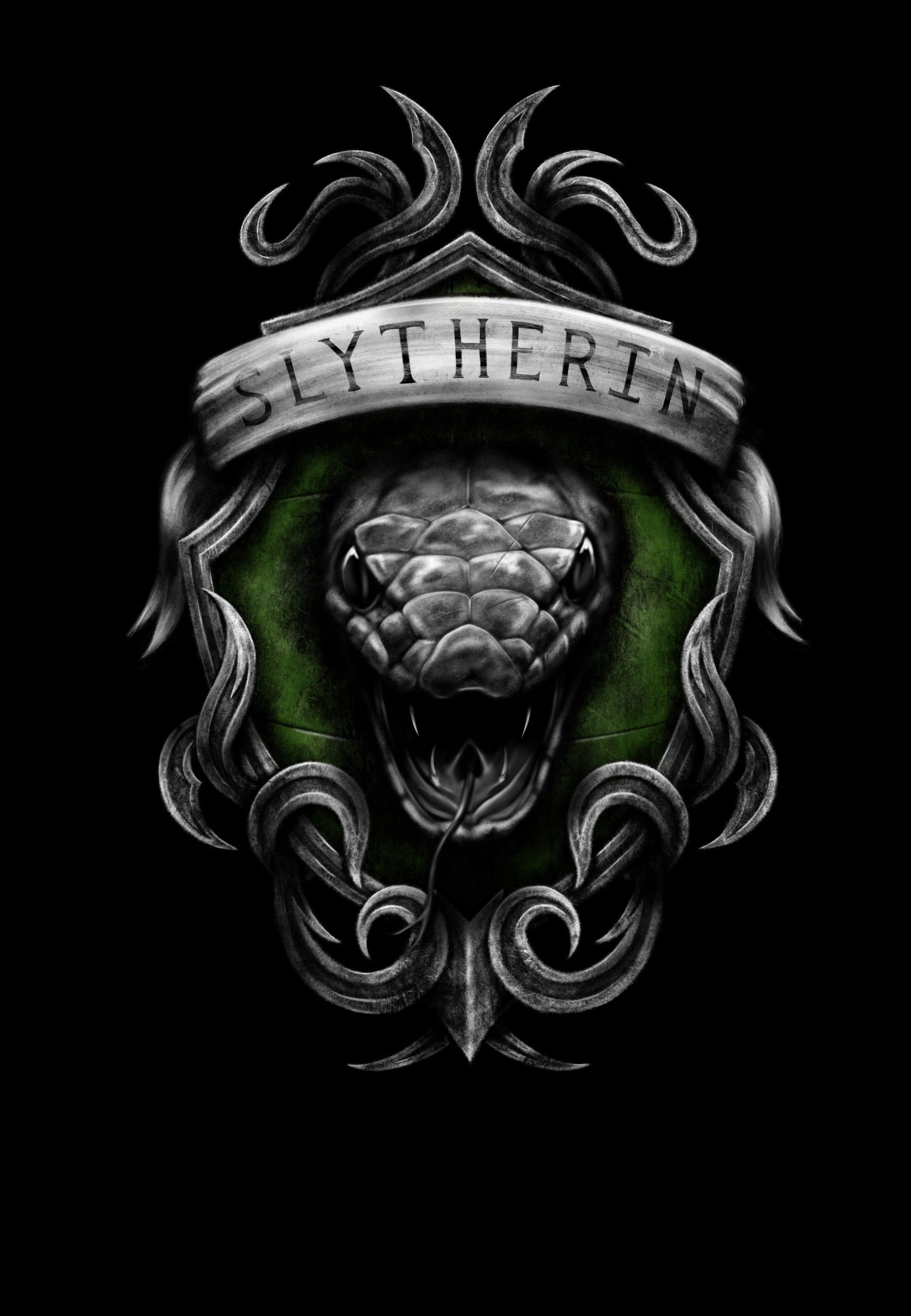 Slytherin Desktop Background Posted By Christopher Tremblay