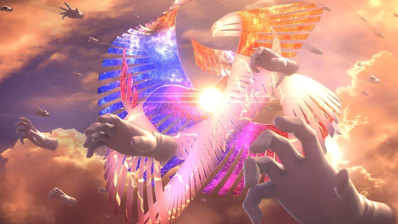 Smash Bros Ultimate Desktop Background
