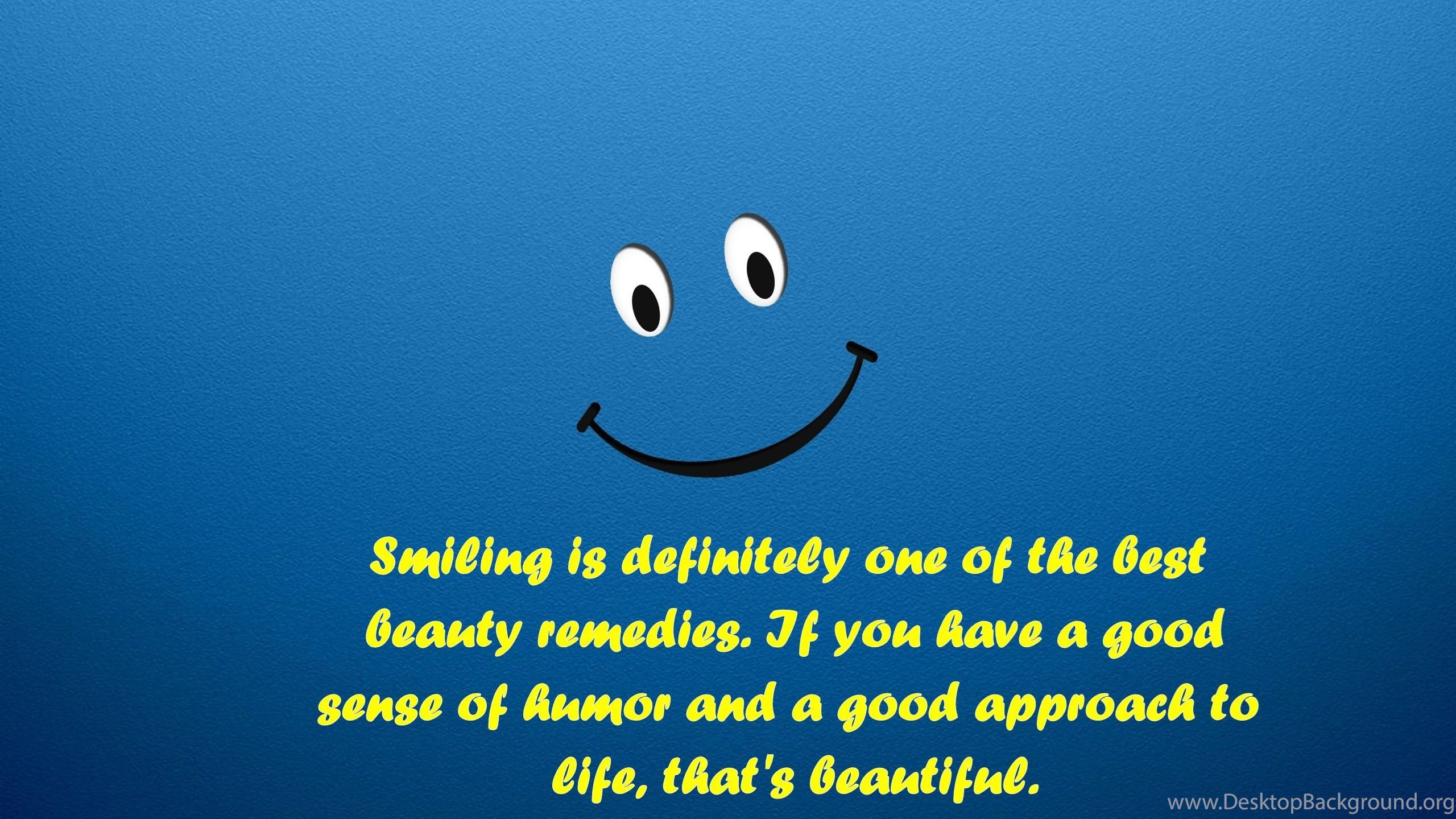 Smile Quotes Wallpapers Posted By Sarah Johnson
