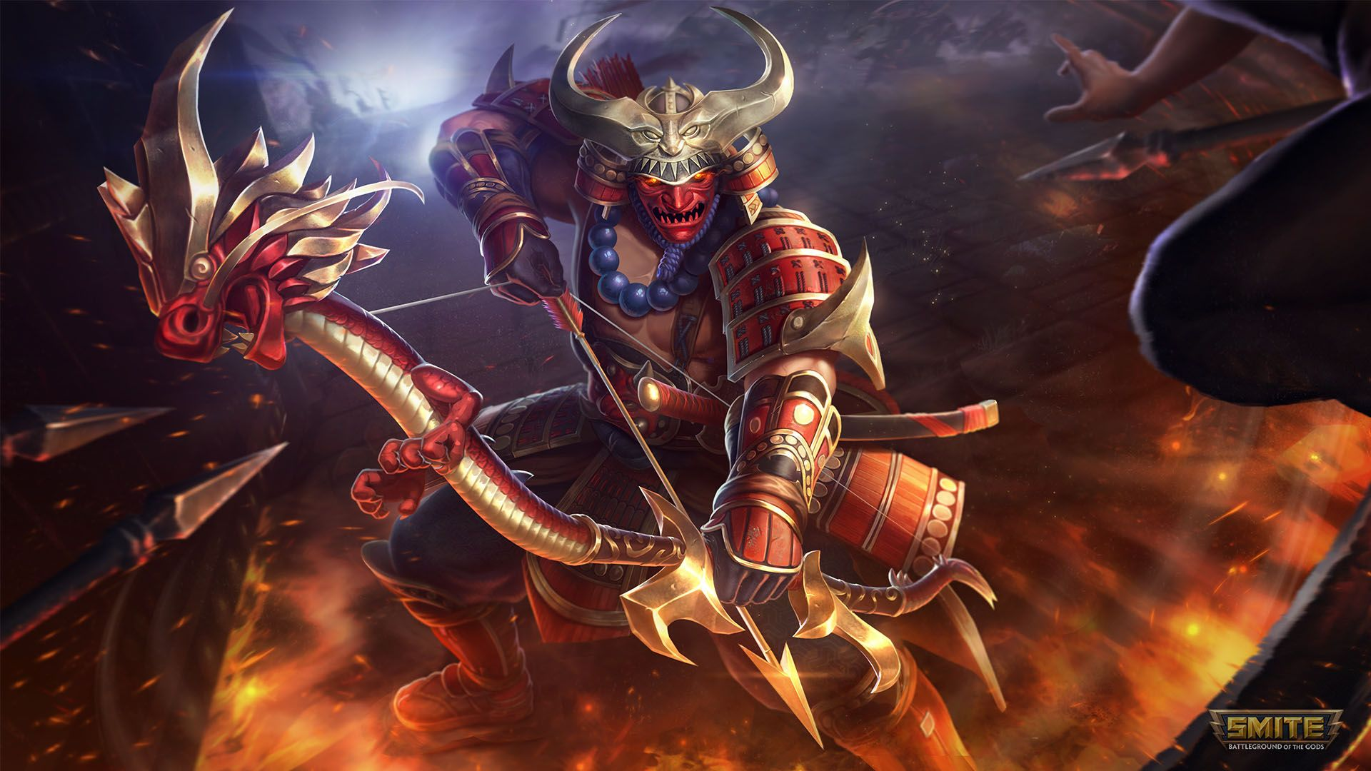 Smite Hd Wallpaper Posted By Michelle Tremblay