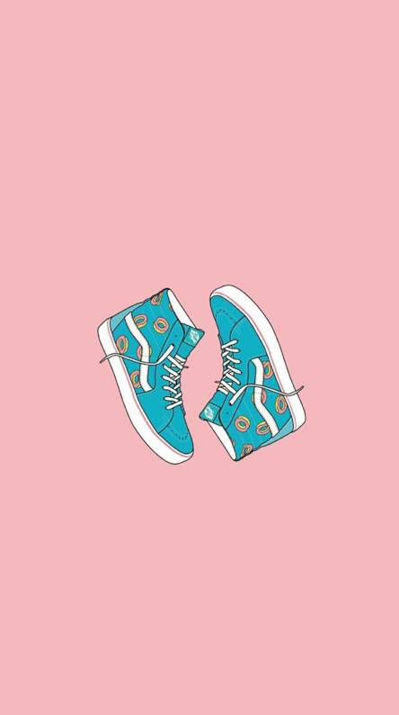 Sneaker Art Wallpaper posted by Ethan