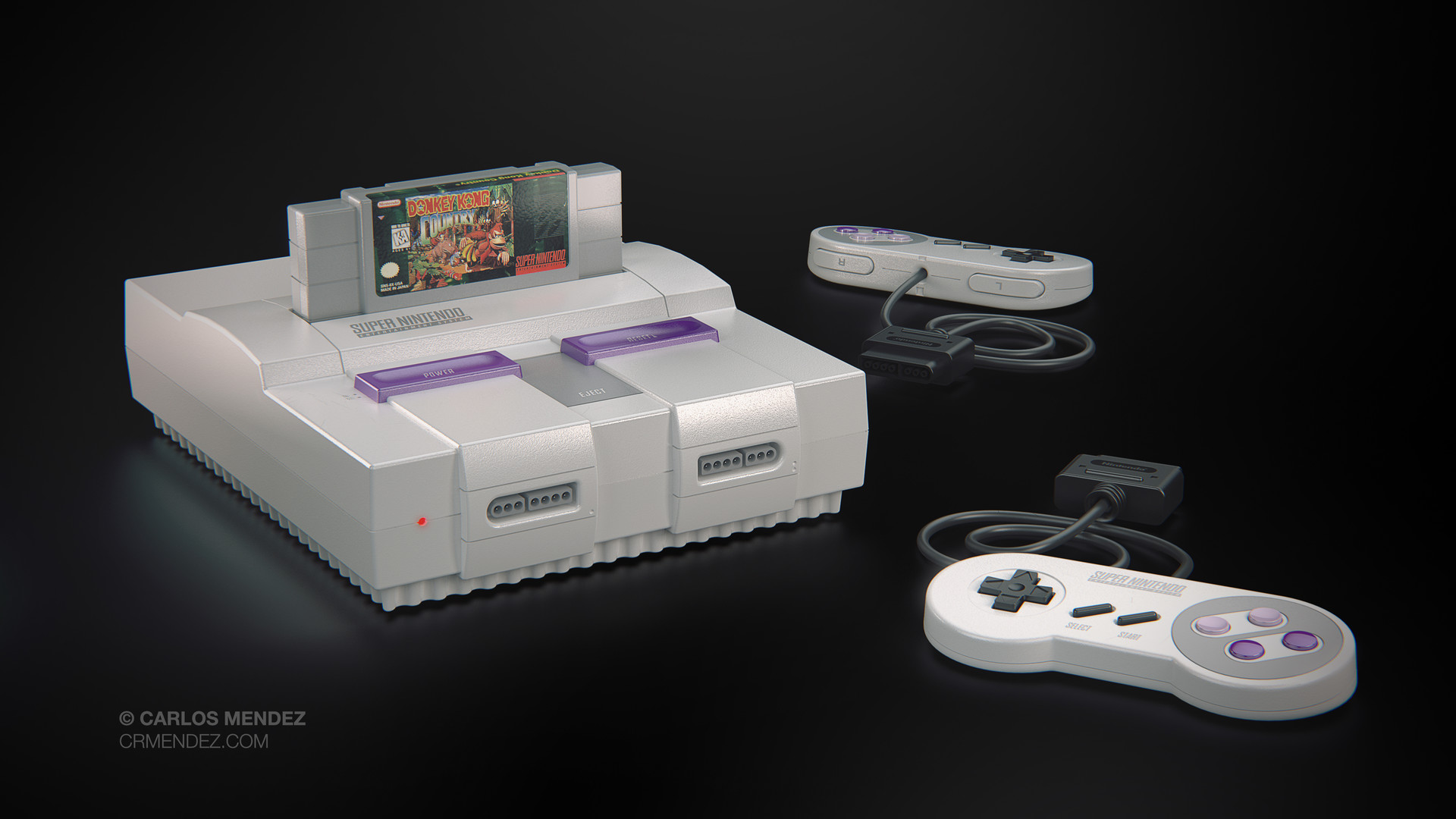 Snes Classic Wallpapers Posted By John Walker