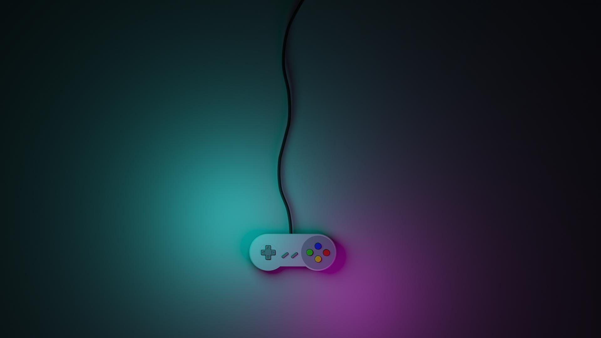 Snes Controller Wallpaper Posted By John Thompson