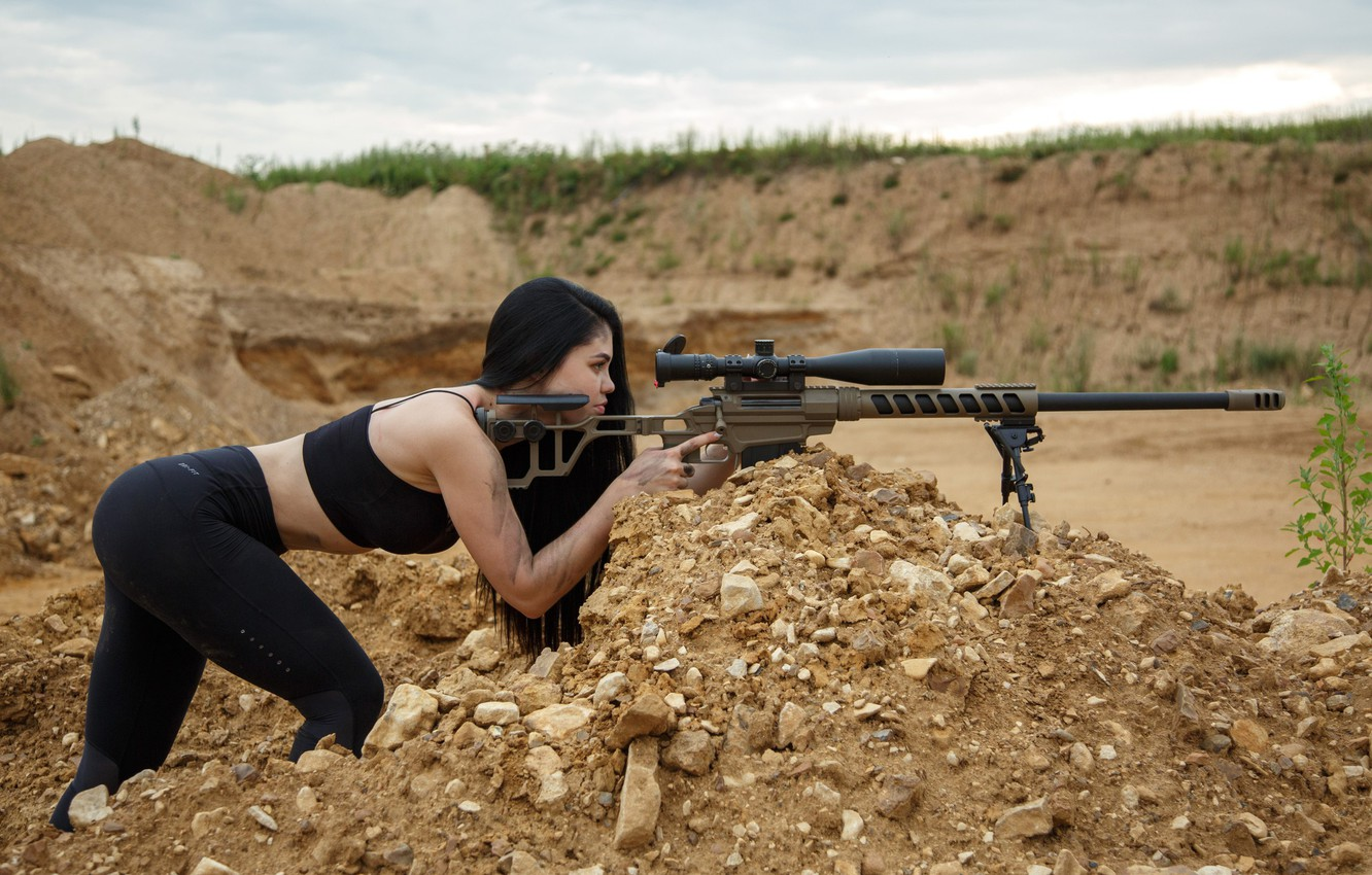 Sniper Rifle Wallpapers Posted By John Peltier