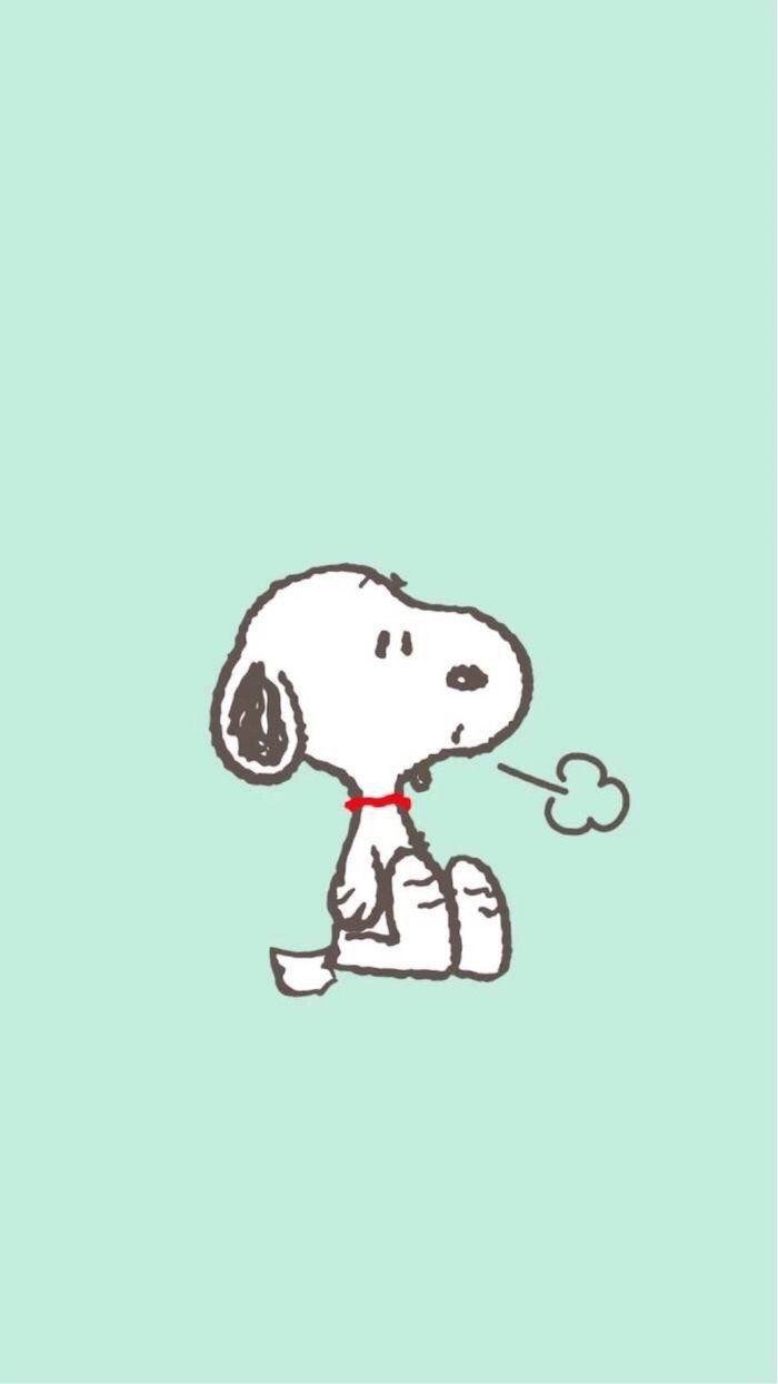 Snoopy Desktop Wallpaper Posted By Samantha Mercado