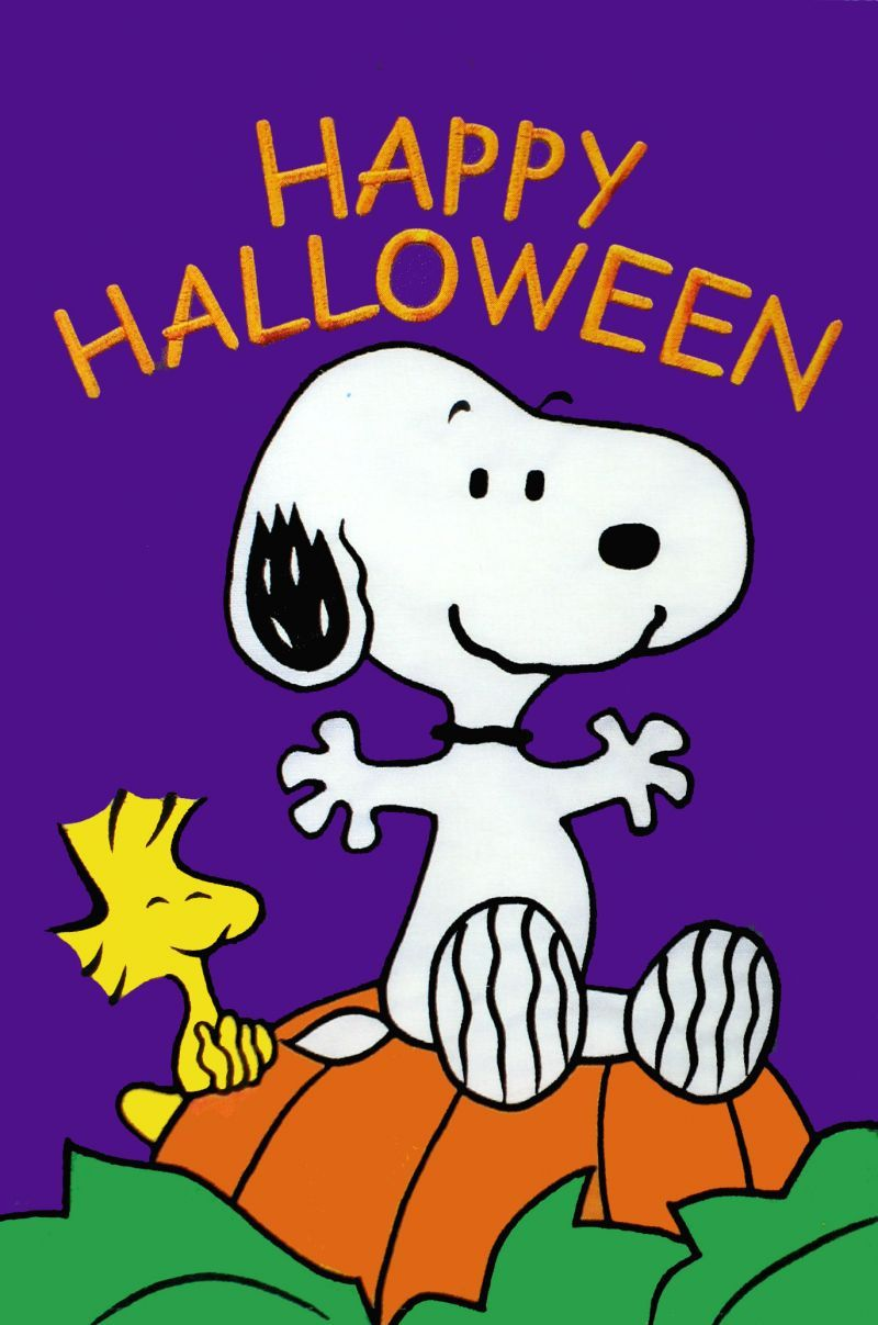 Snoopy Halloween Backgrounds Posted By Sarah Tremblay