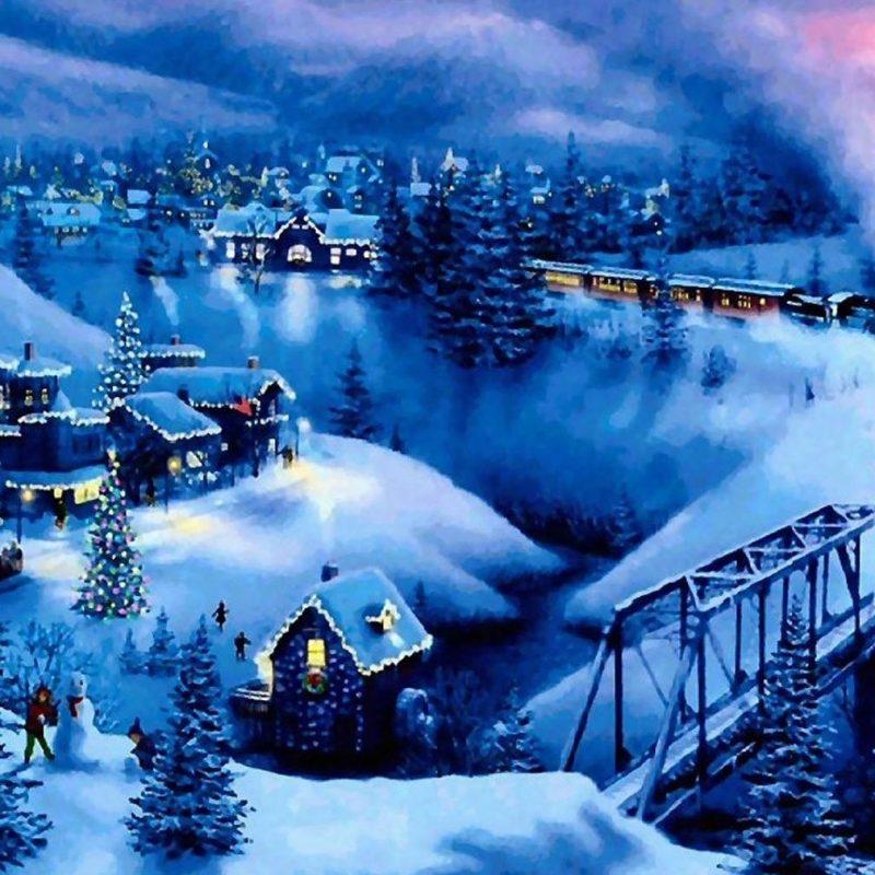 10 Top Beautiful Snow Falling Wallpapers Full Hd 1080p