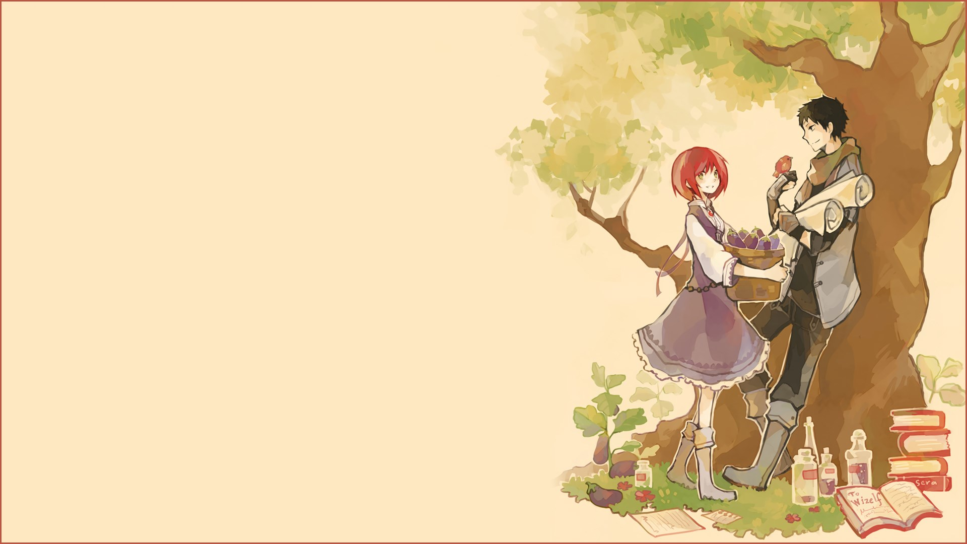 Snow White With The Red Hair Wallpaper Posted By John Johnson