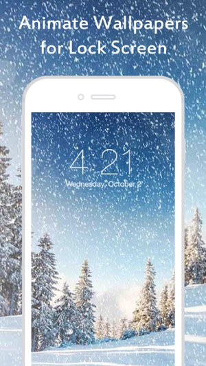 Snowing Wallpaper Animated Posted By Michelle Simpson