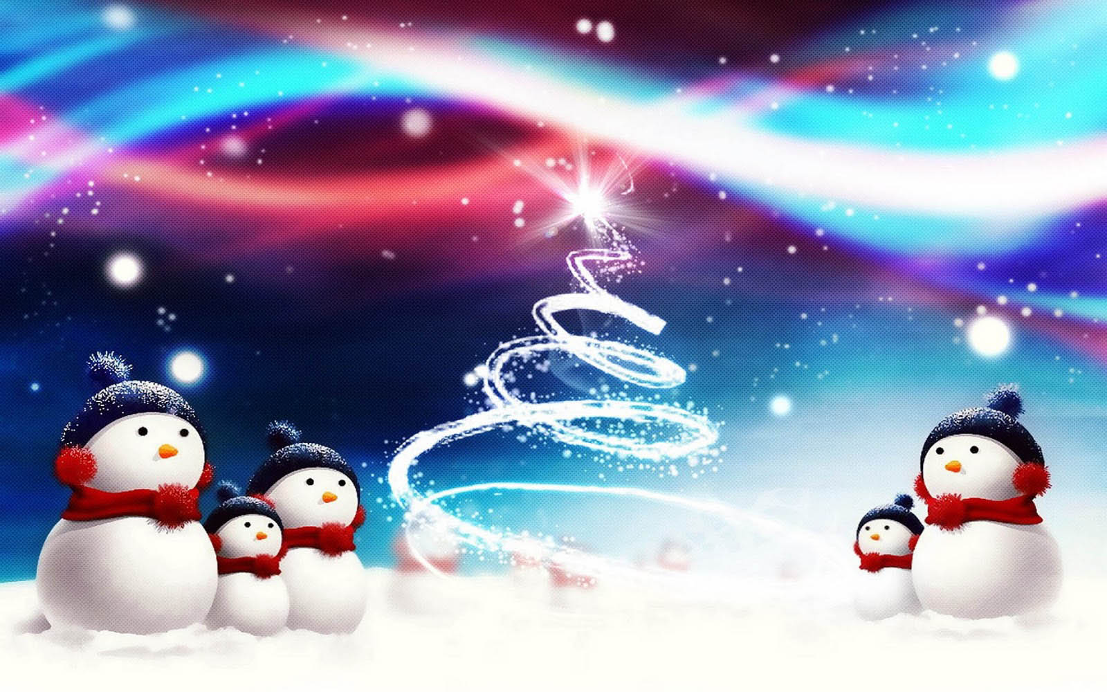 wallpapers Snowman Backgrounds
