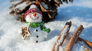 Snowman wallpapers hd, desktop backgrounds, images and pictures