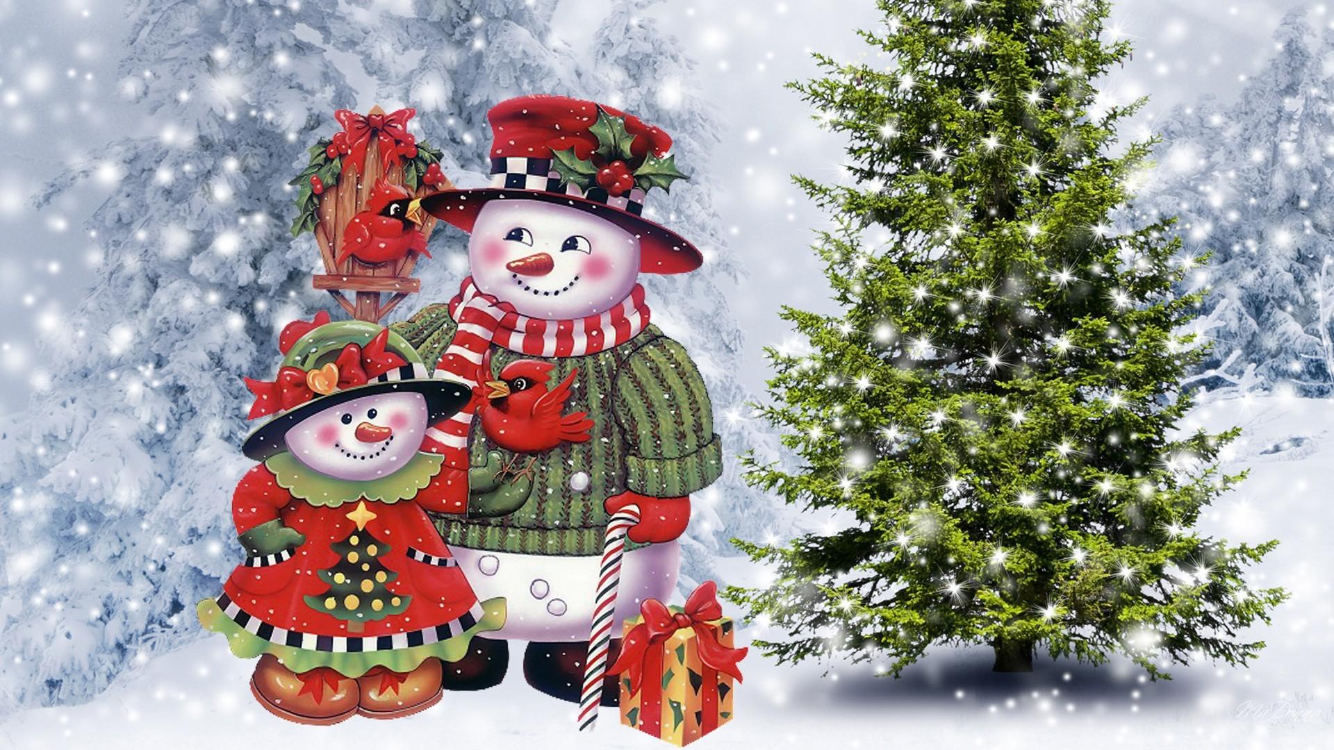Snowmen Screen Savers Posted By Samantha Tremblay